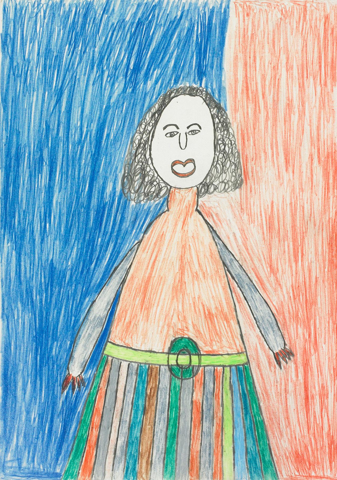 hauser johann - Frau / Woman