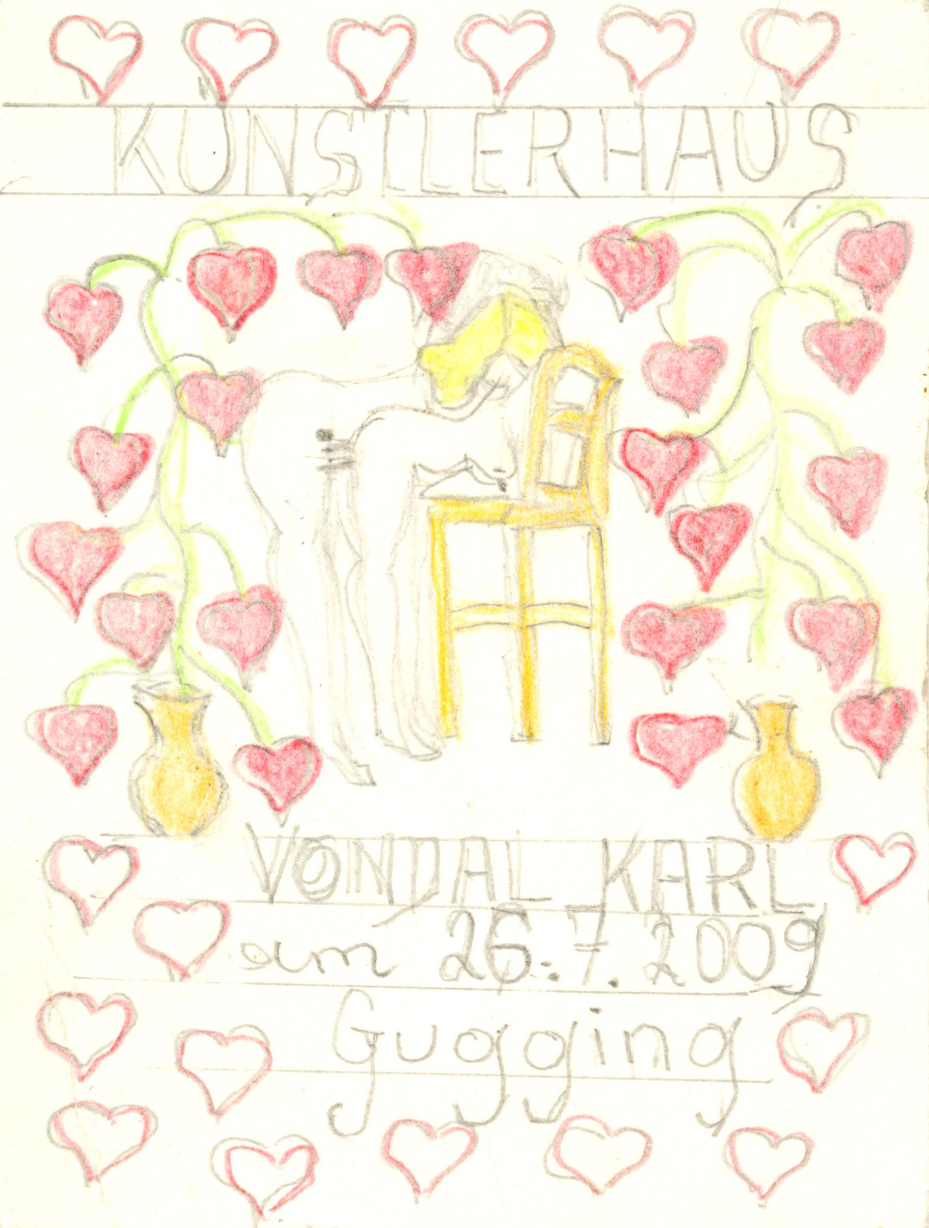 vondal karl - künstlerhaus / artists's hause