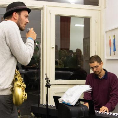 Musik-Duo