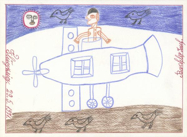 Flugzeug / aeroplane