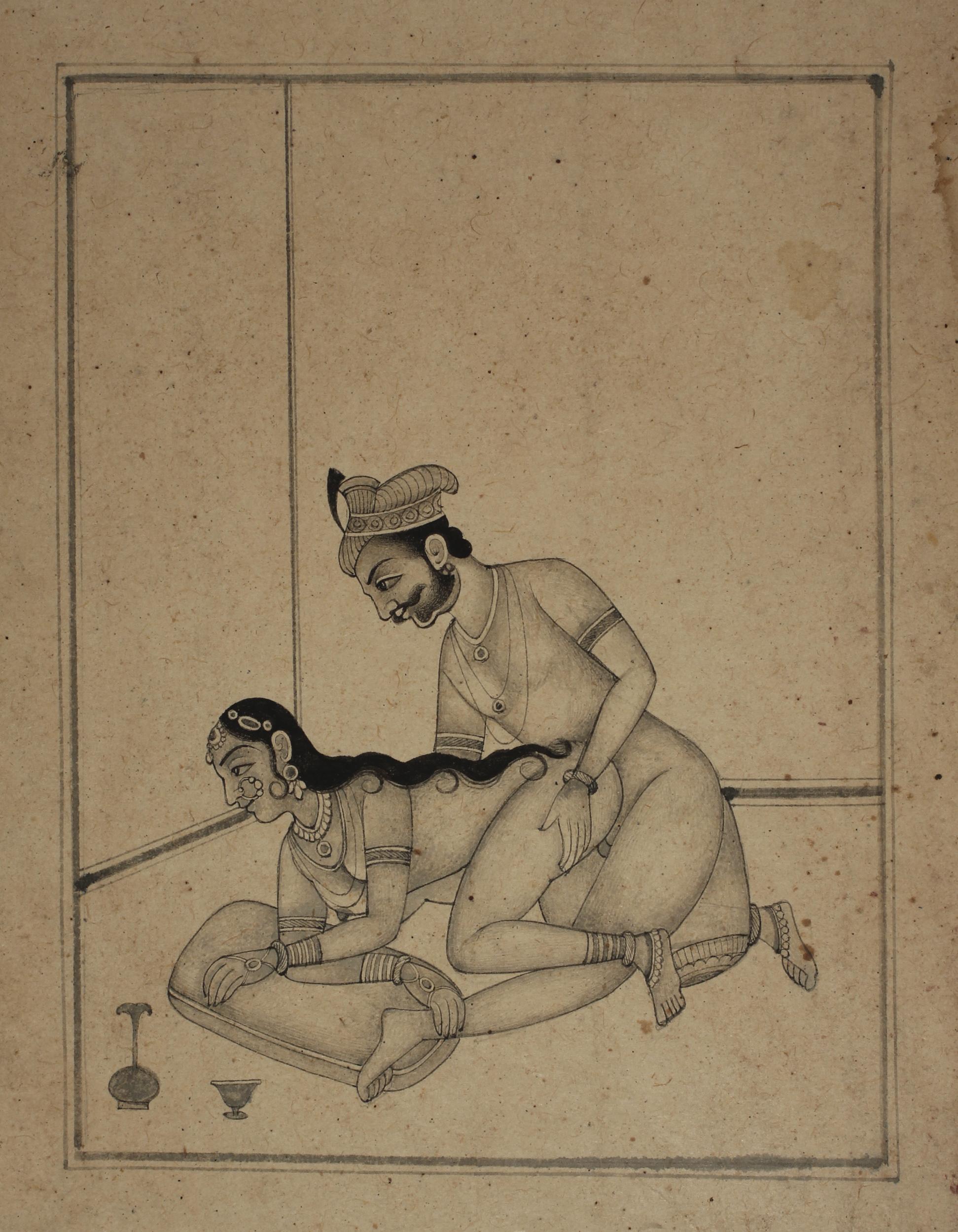 anonym - Erotic drawing
