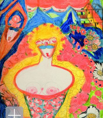 Flying High: Women Artists of Art Brut at the kunstforum vienna