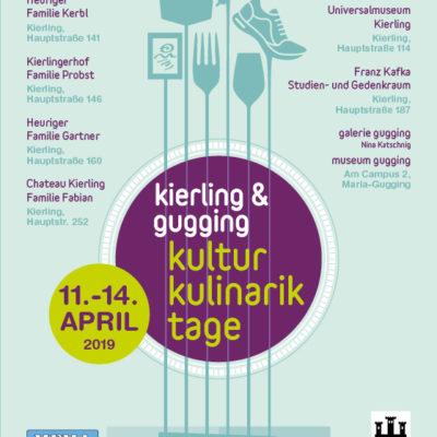 kierling & gugging kultur kulinarik tage
