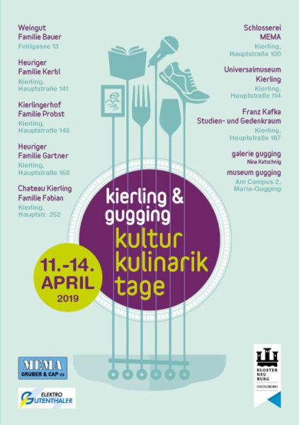 kierling & gugging culture cuisine days
