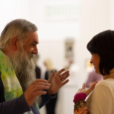 the artist leopold strobl & nina katschnig