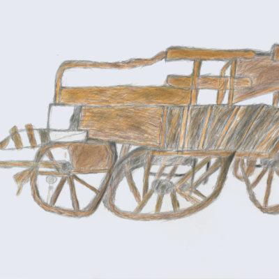 Leiterwagen / Hay cart