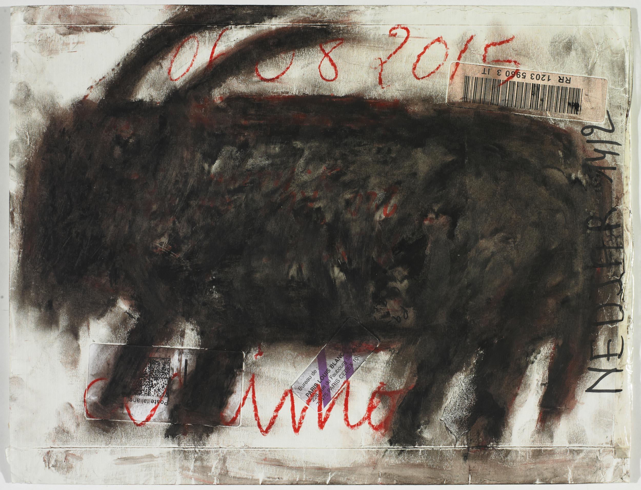 nedjar michel - untitled | Paris St.-Martin 2015 / untitled | Paris St.-Martin 2015