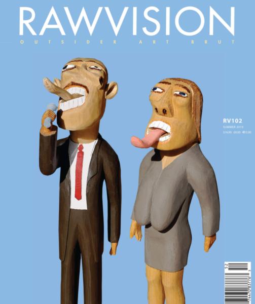 Raw Vision - Leopold Strobl