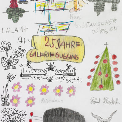 25 jahre galerie gugging - Happy 25th Birthday galerie gugging!