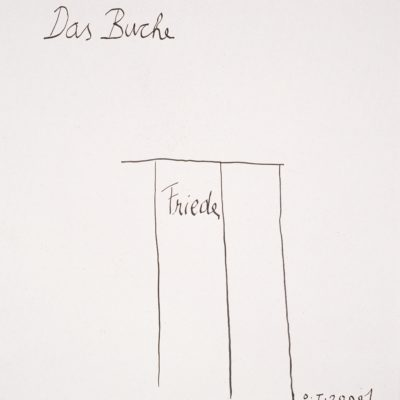 Das Buche / The book