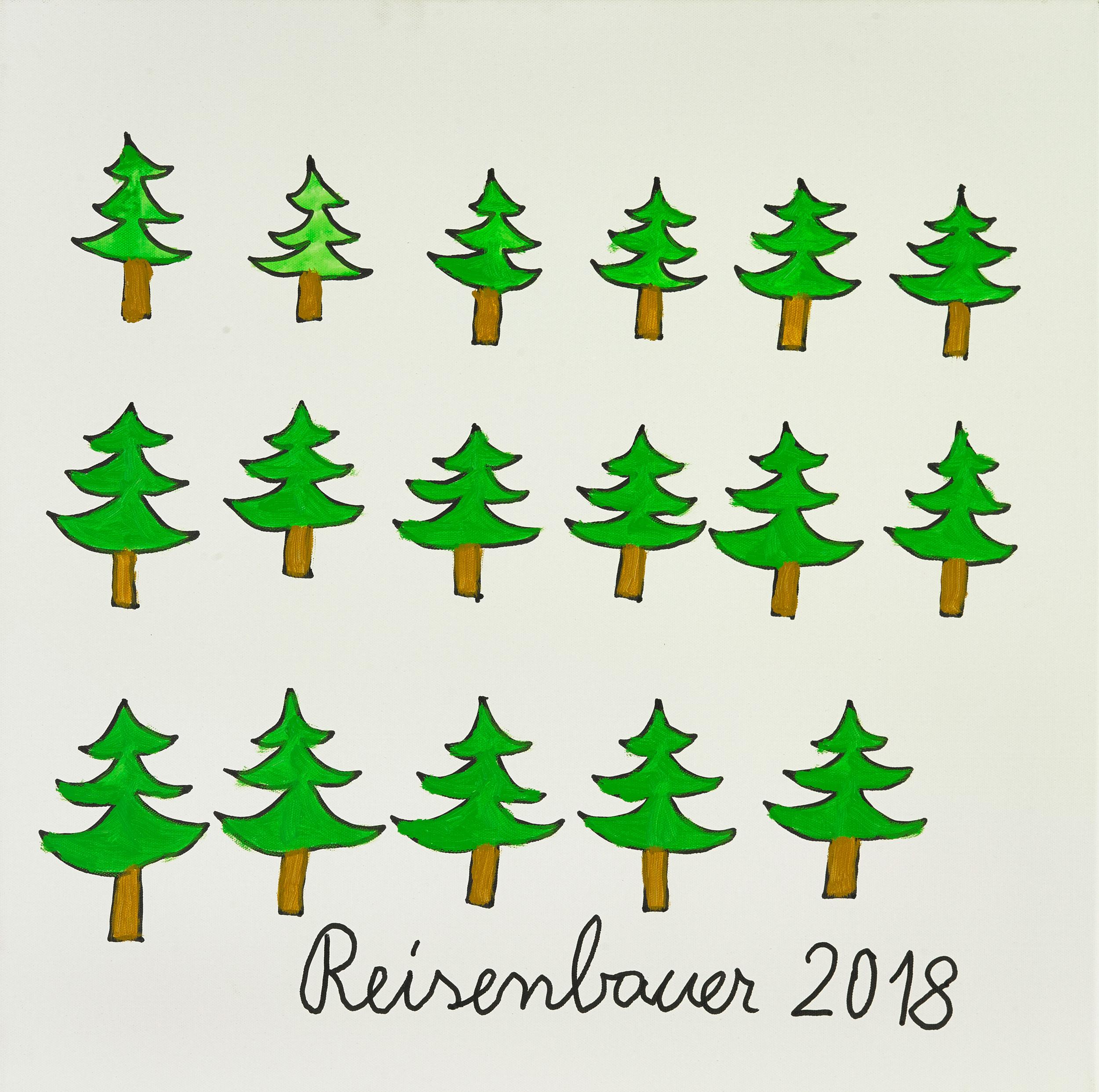reisenbauer heinrich - bäume / trees