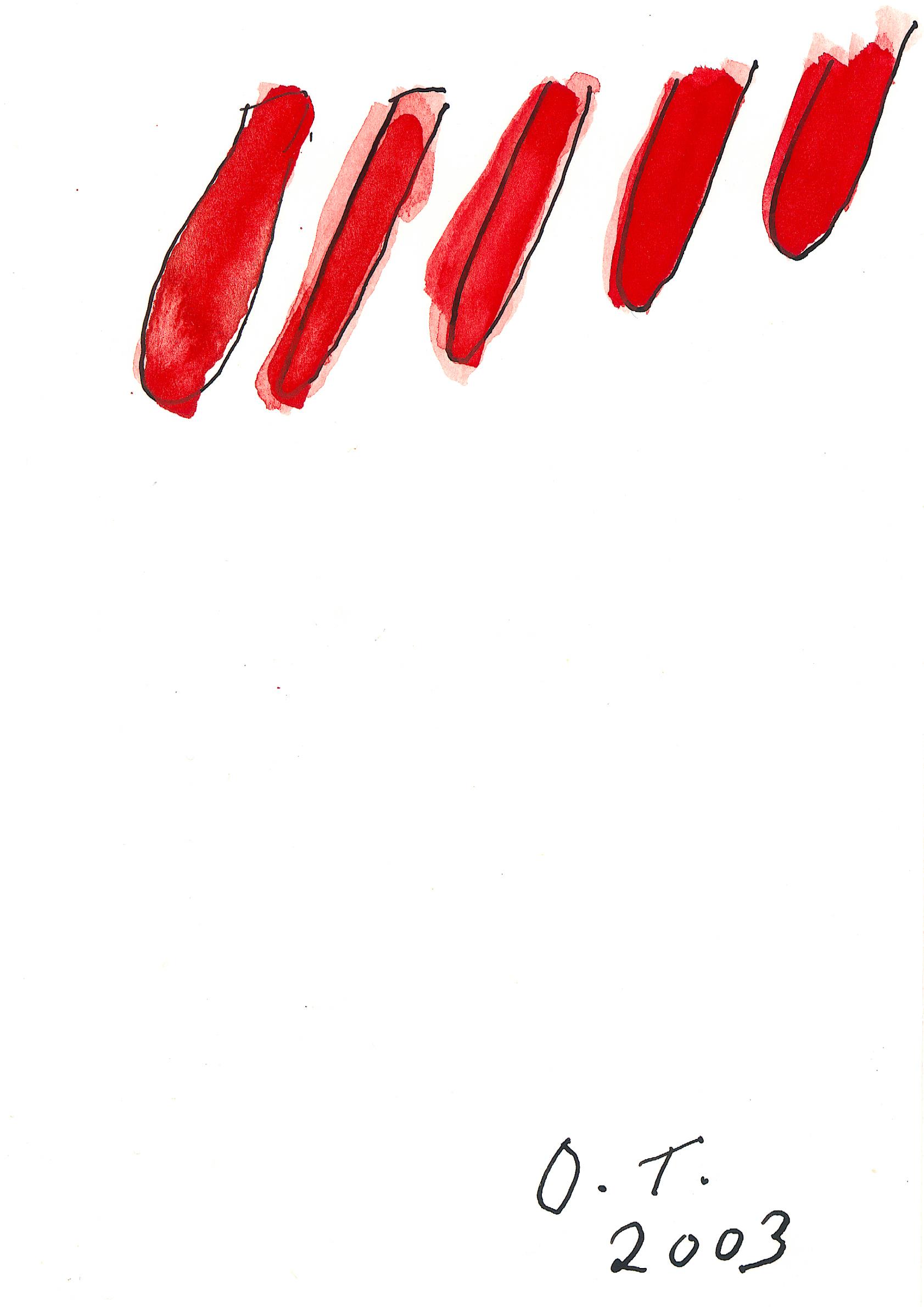 tschirtner oswald - Finger / Fingers