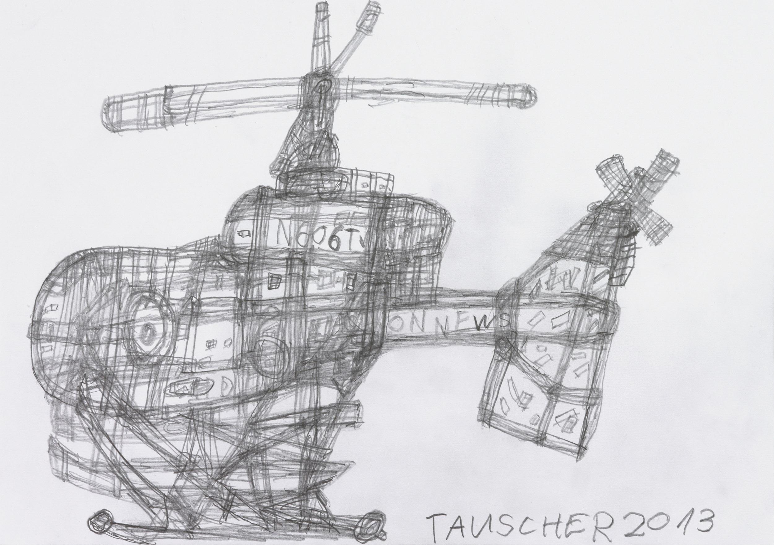 tauscher jürgen - Flugzeug / aeroplane