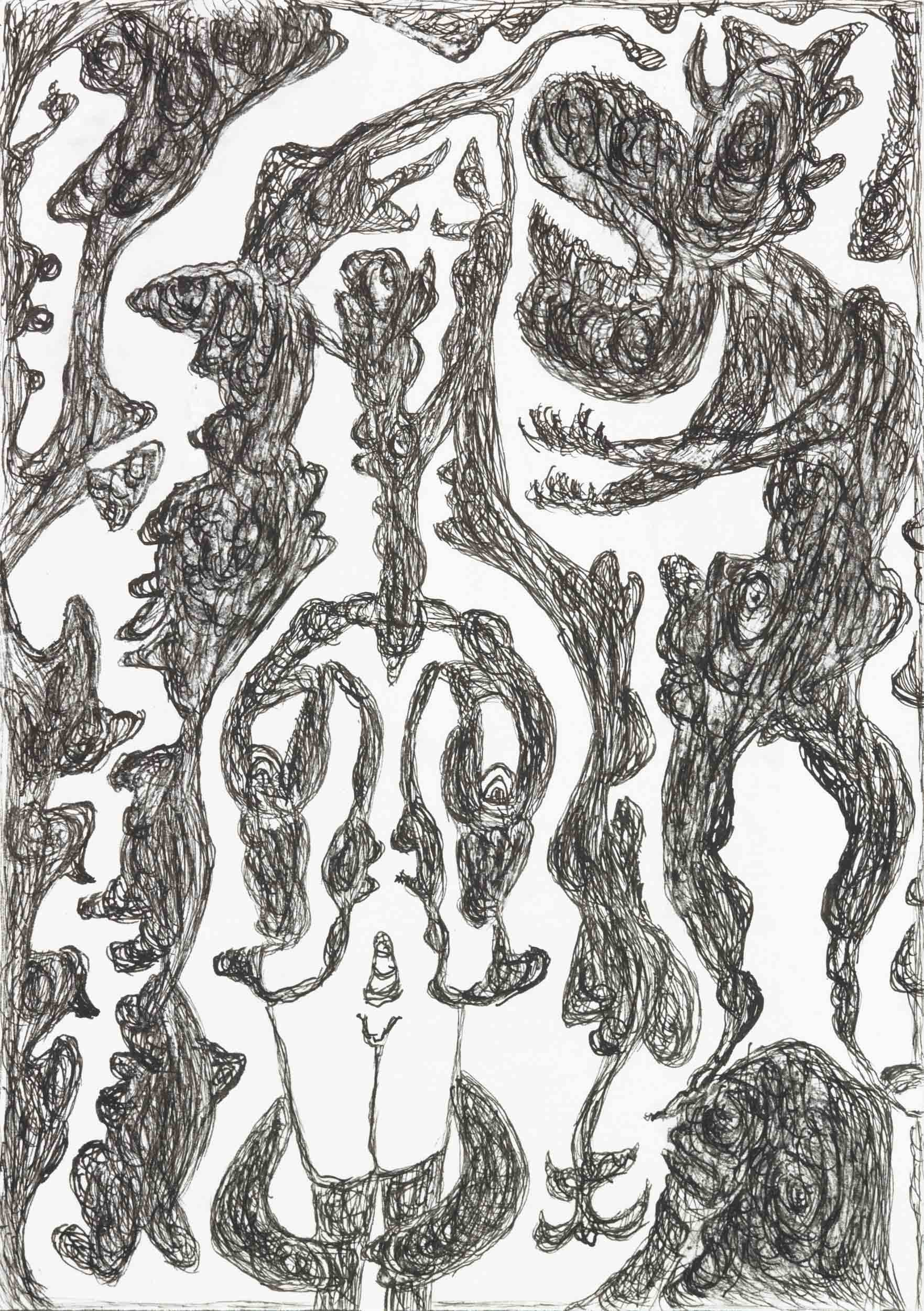 neumayr alfred - ohne titel / untitled