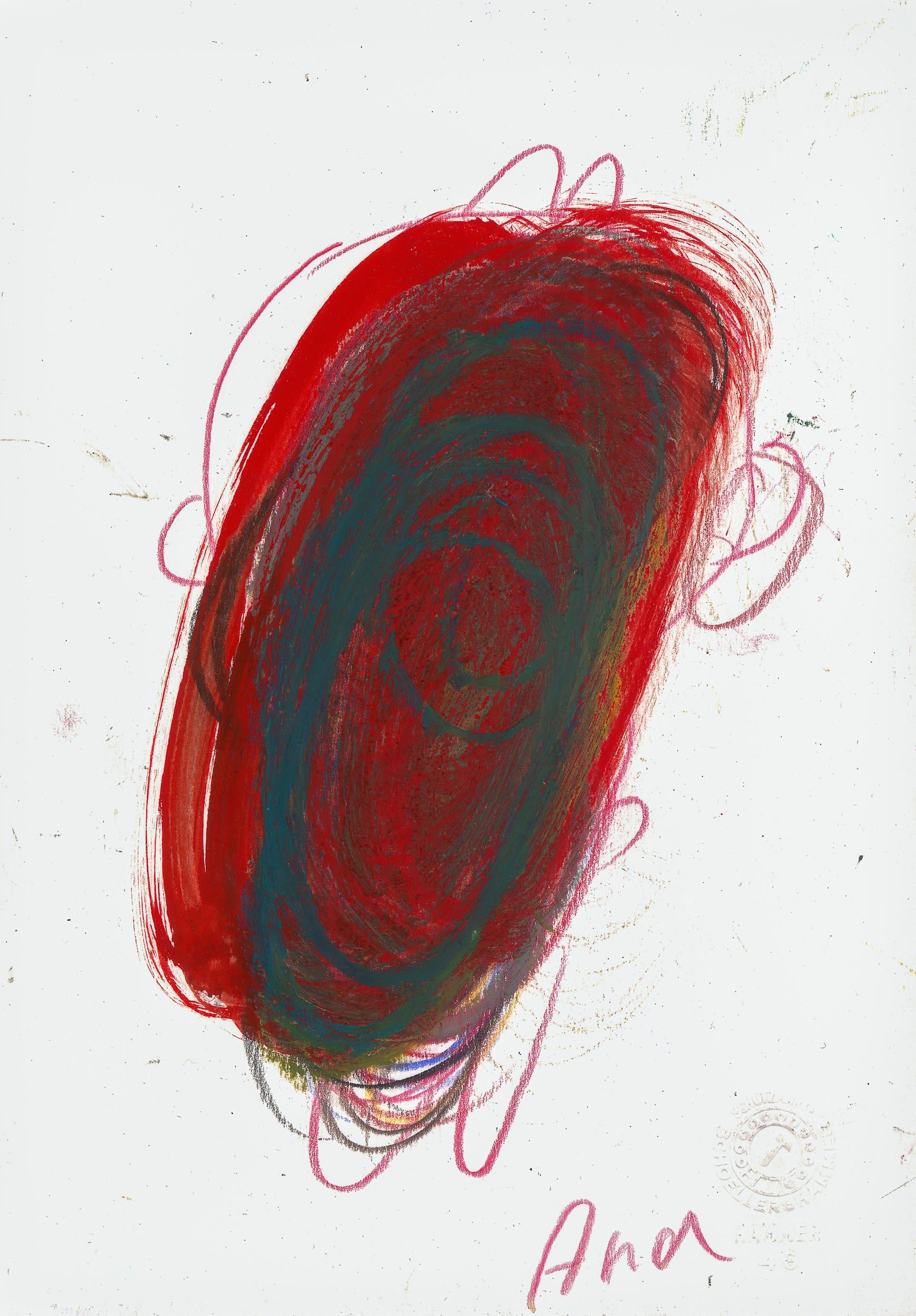 schmidt arnold - ohne titel / untitled