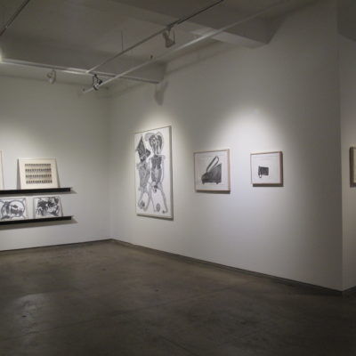 new gallery space by one of our partners in new york - the ricco/maresca gallery