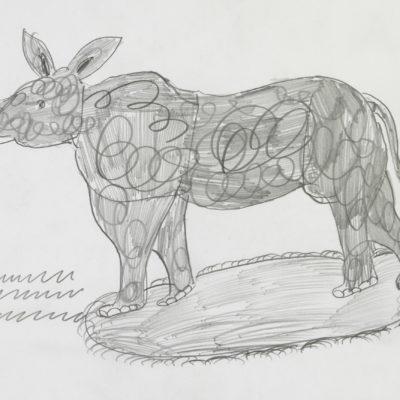 nashorn / Rhinoceros