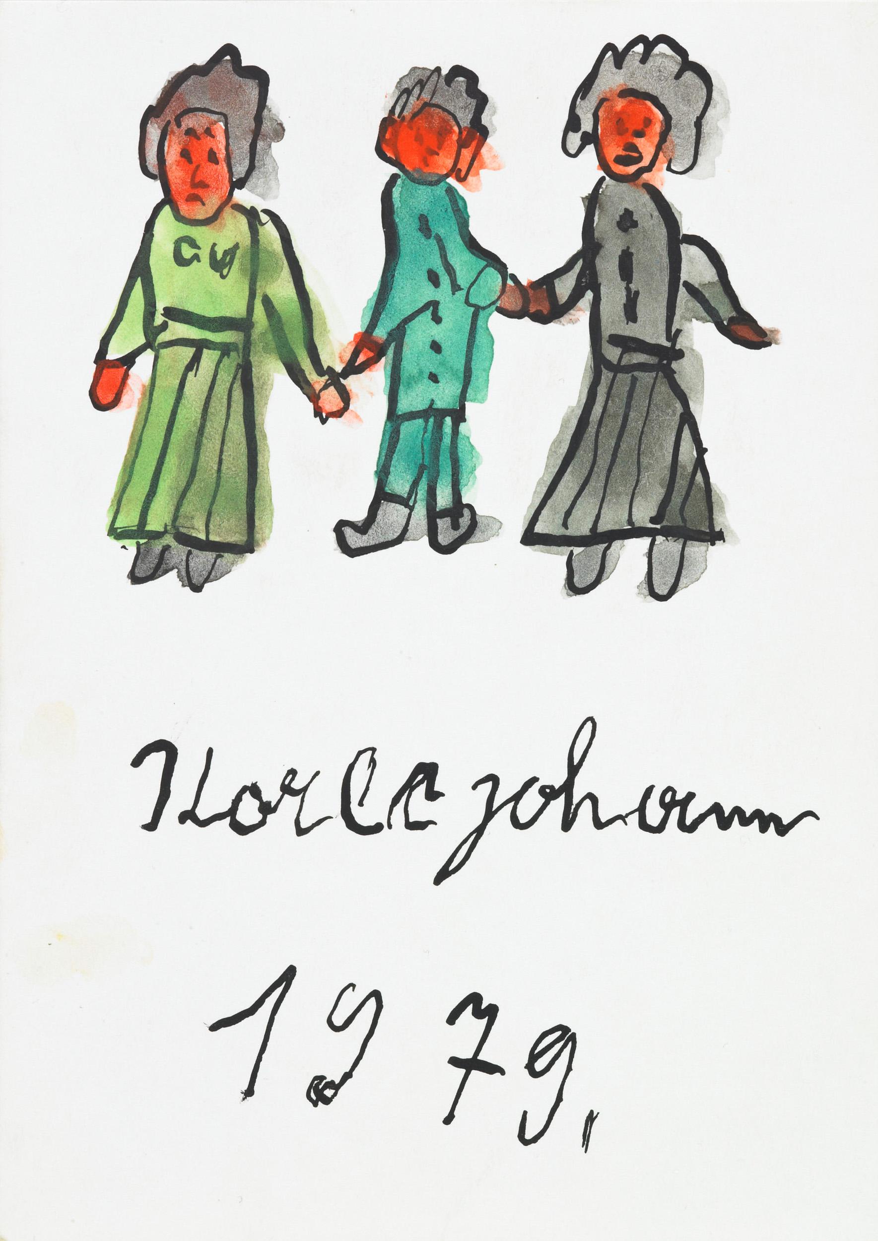 korec johann - Ohne Titel / Untitled