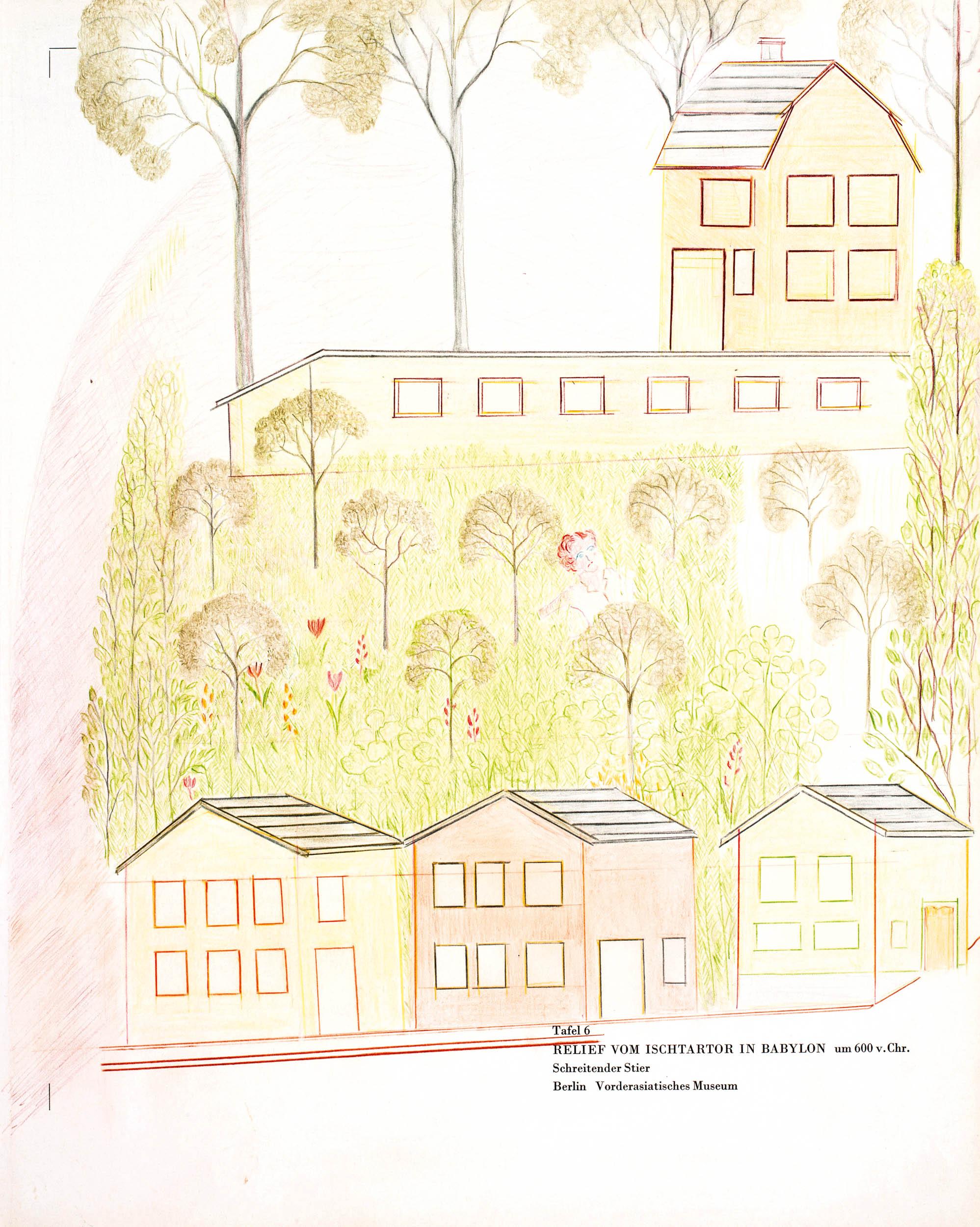 prinz otto - Häuser und Landschaft / houses and landscape