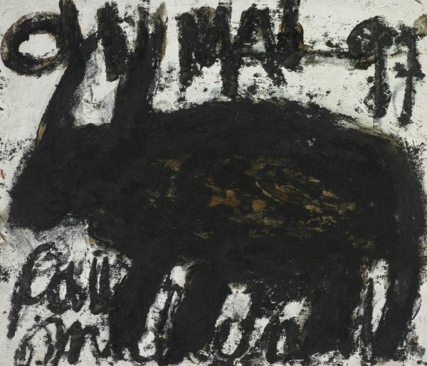 untitled   Paris Darius 1997 - nedjar michel