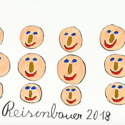 Gesichter / Faces