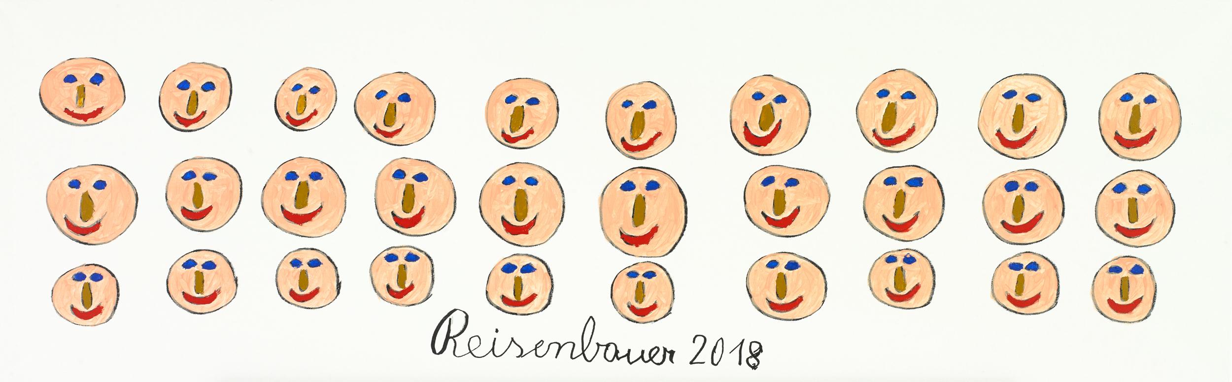 reisenbauer heinrich - Gesichter / Faces
