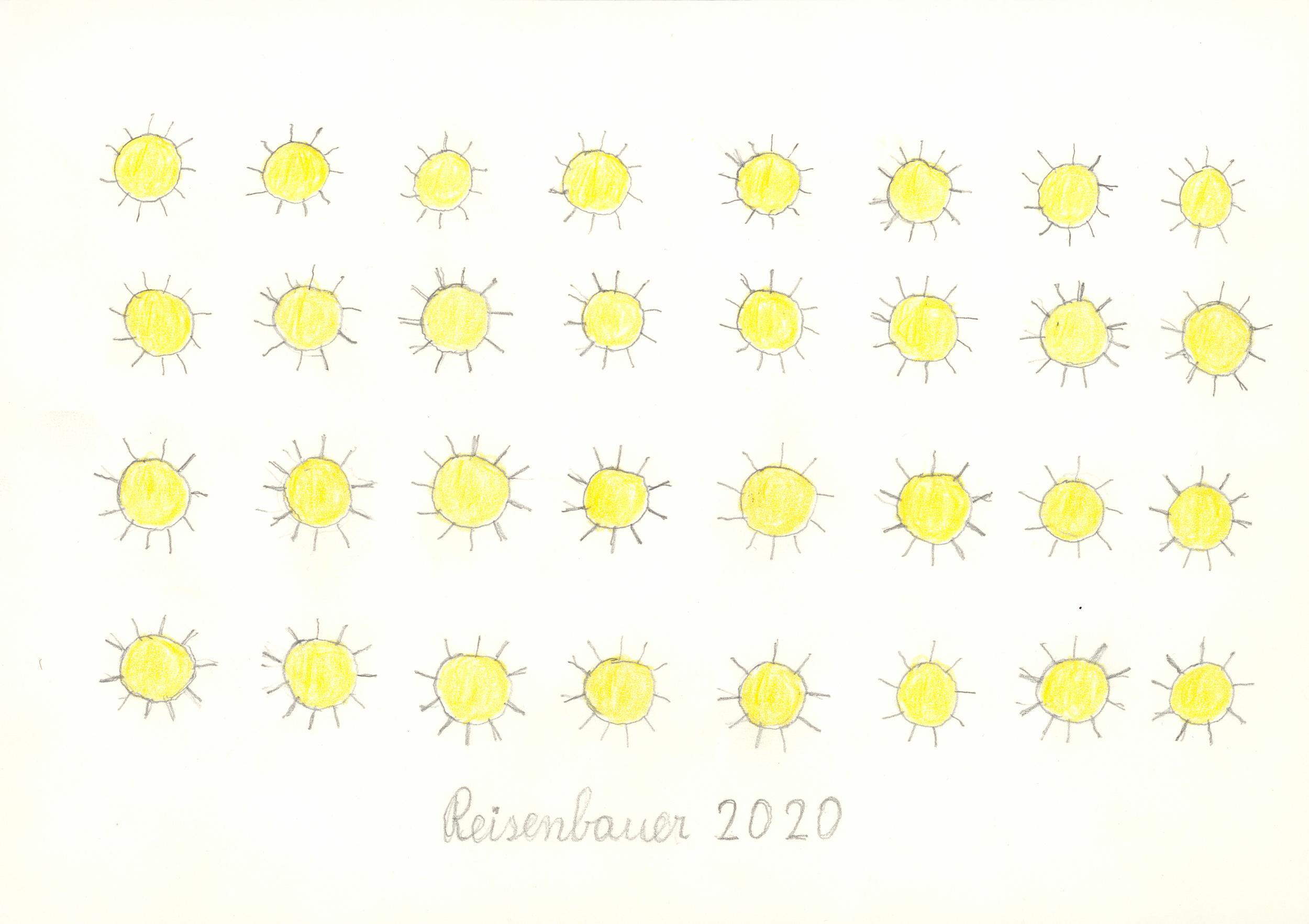 reisenbauer heinrich - Sonnen / Suns