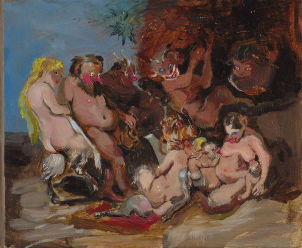 Nach Rubens mit pinken Nasen / After Rubens with Pink Noses