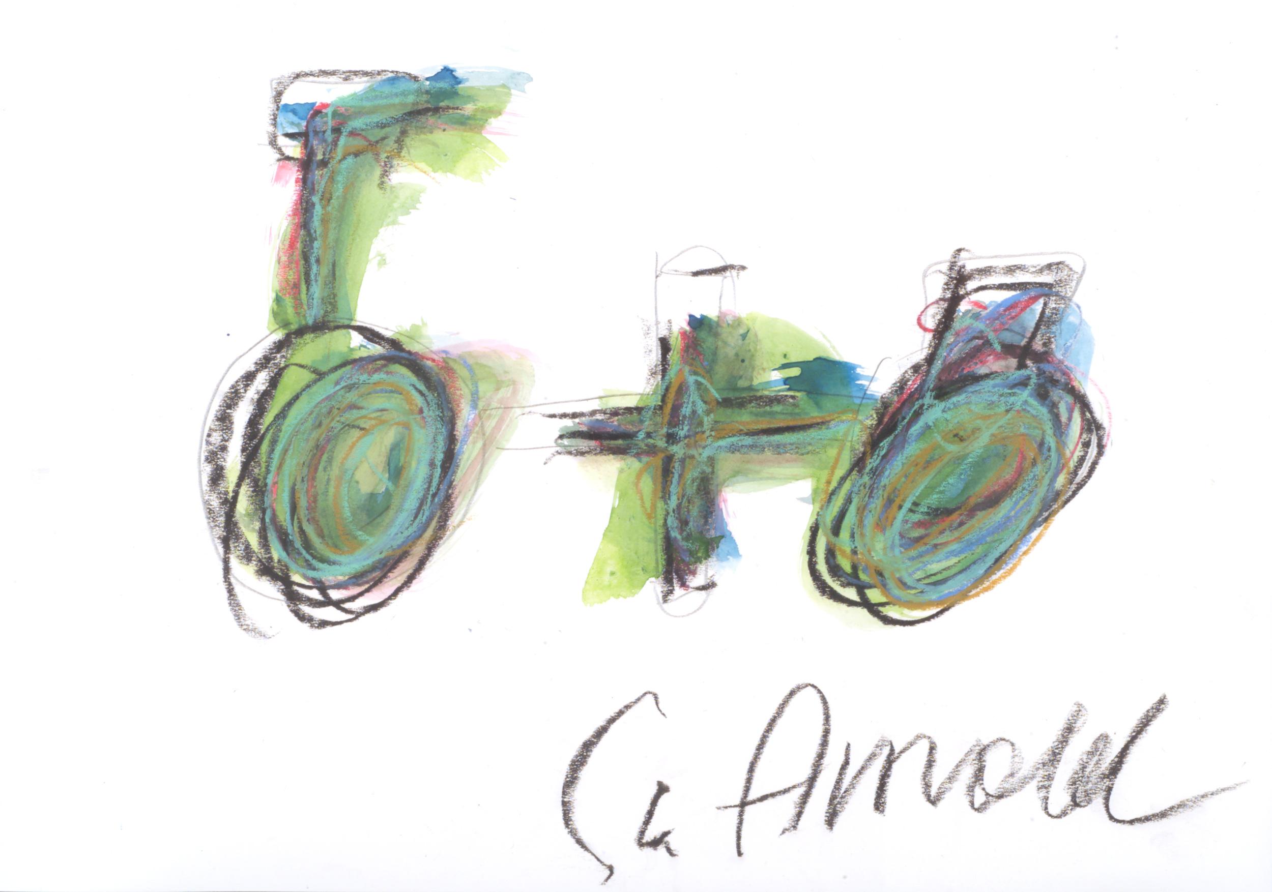 schmidt arnold - fahrrad / bicycle