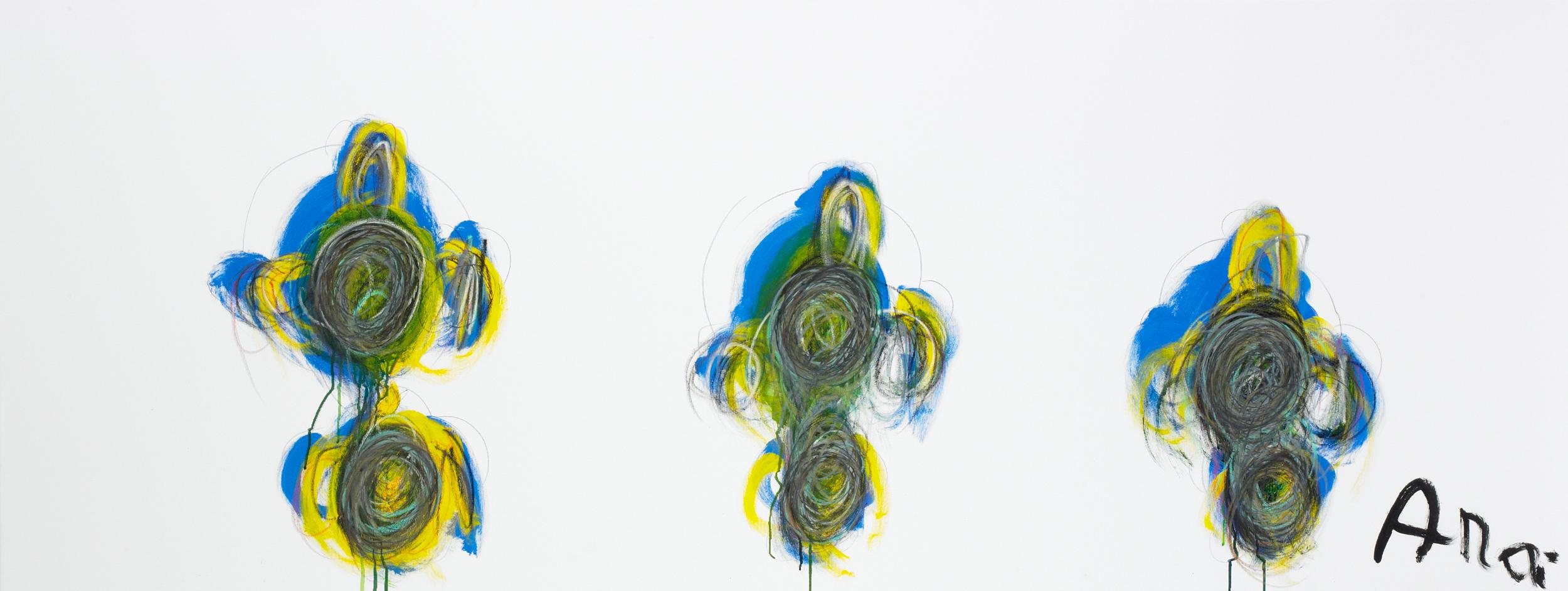 schmidt arnold - 3 Figuren / 3 Figures