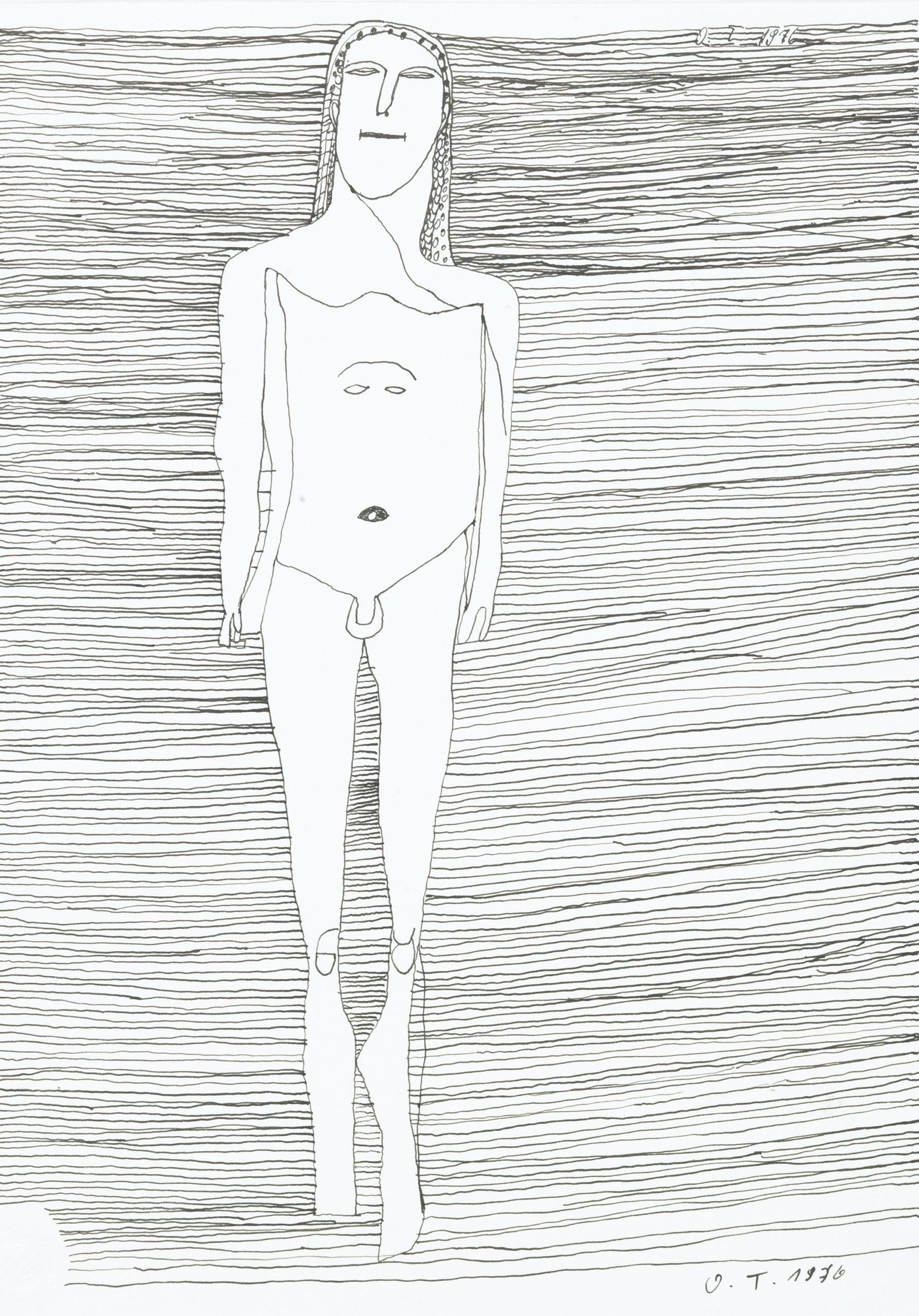 tschirtner oswald - Akt/Nude