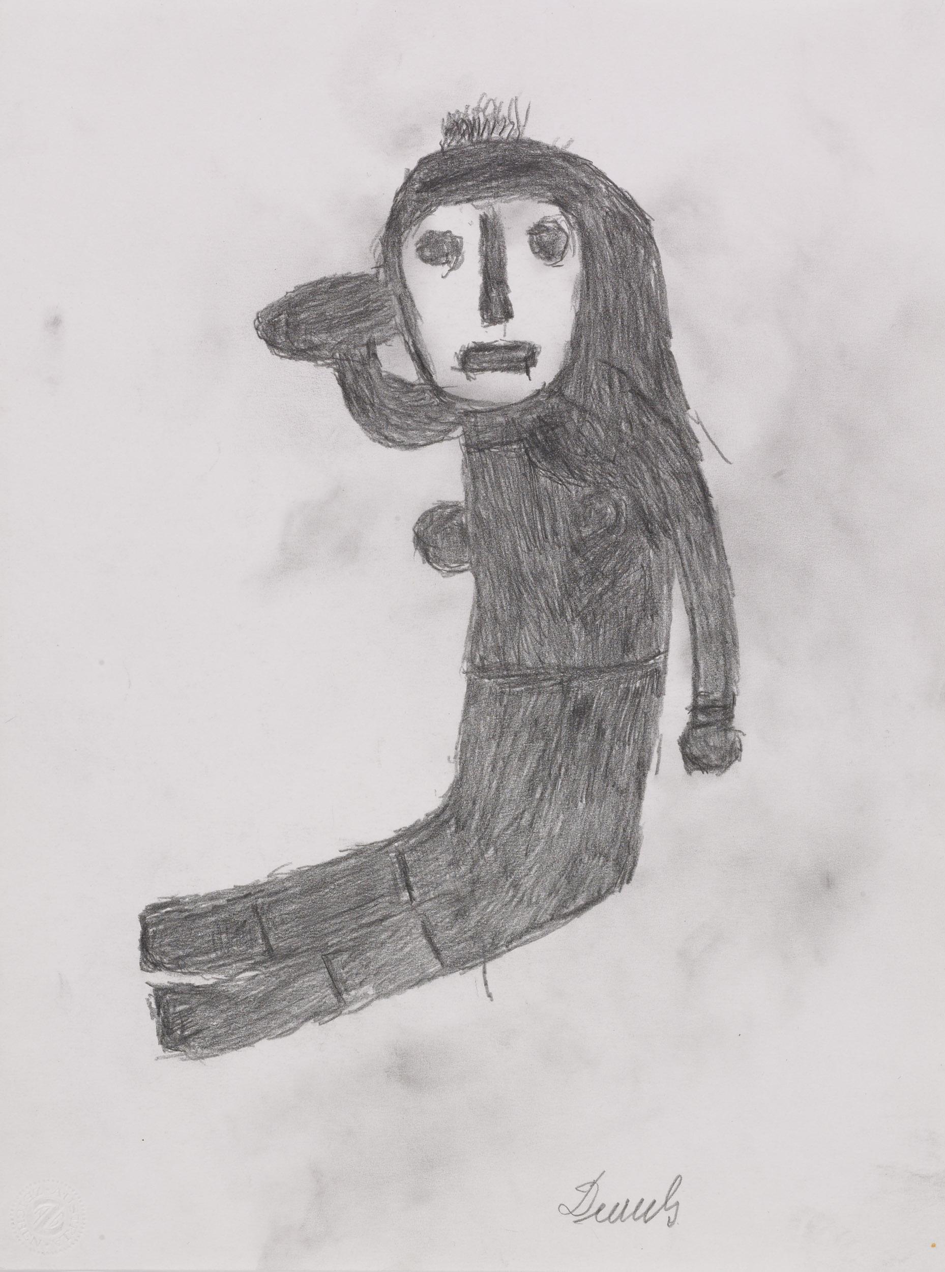 dobay anton - Frau (nach Hauser) / Woman (after Hauser)