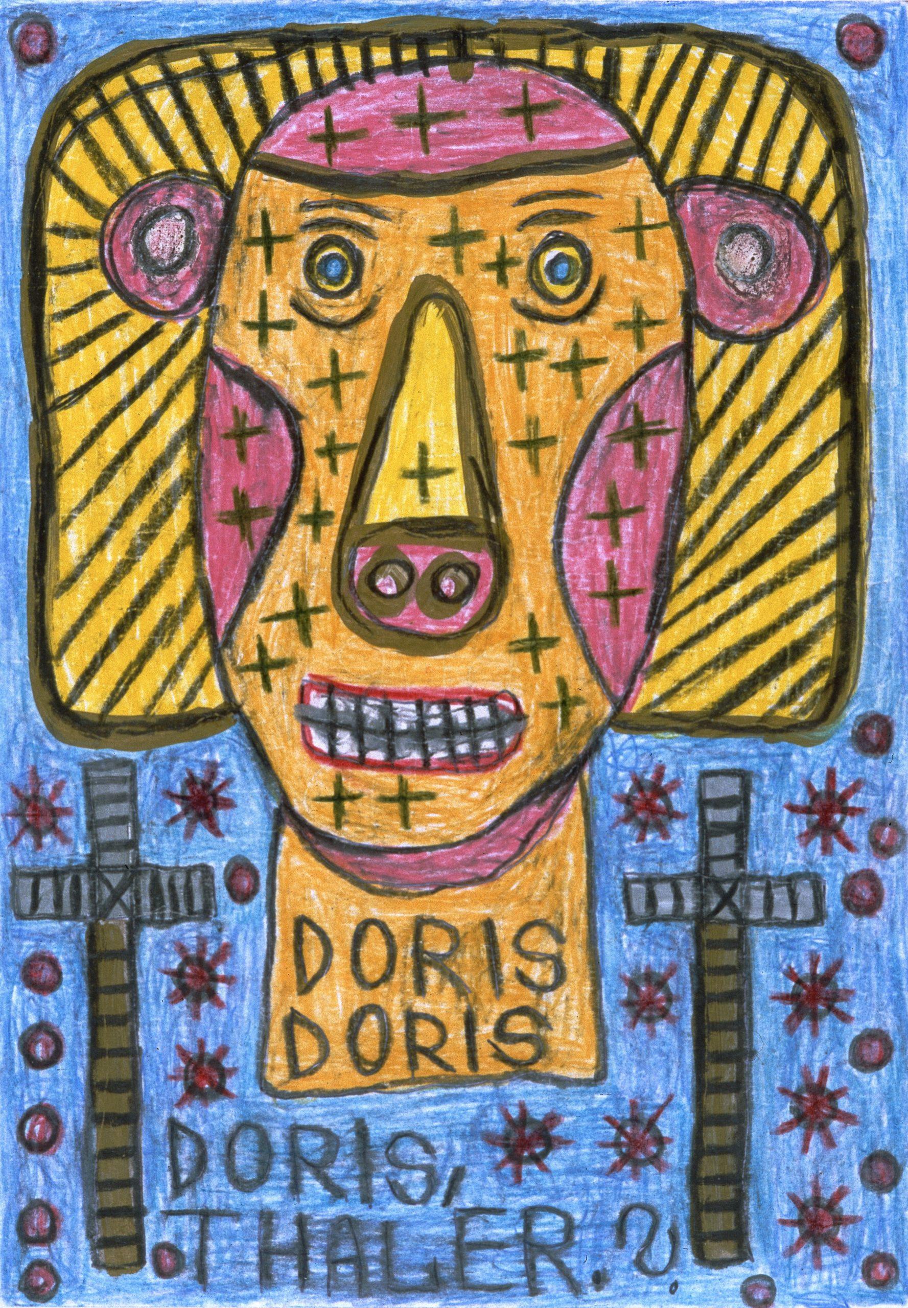 walla august - DORIS, THALER.?