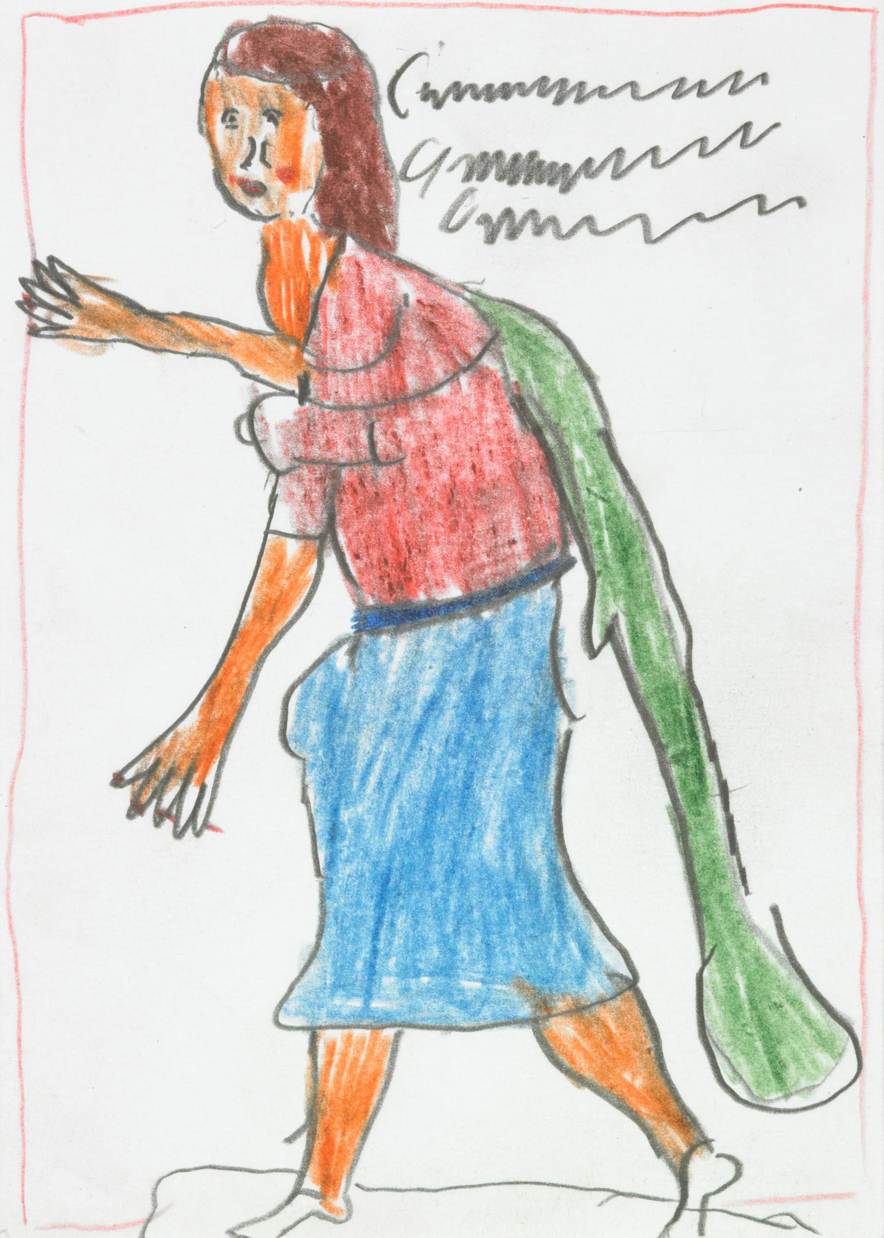 kamlander franz - frau / woman