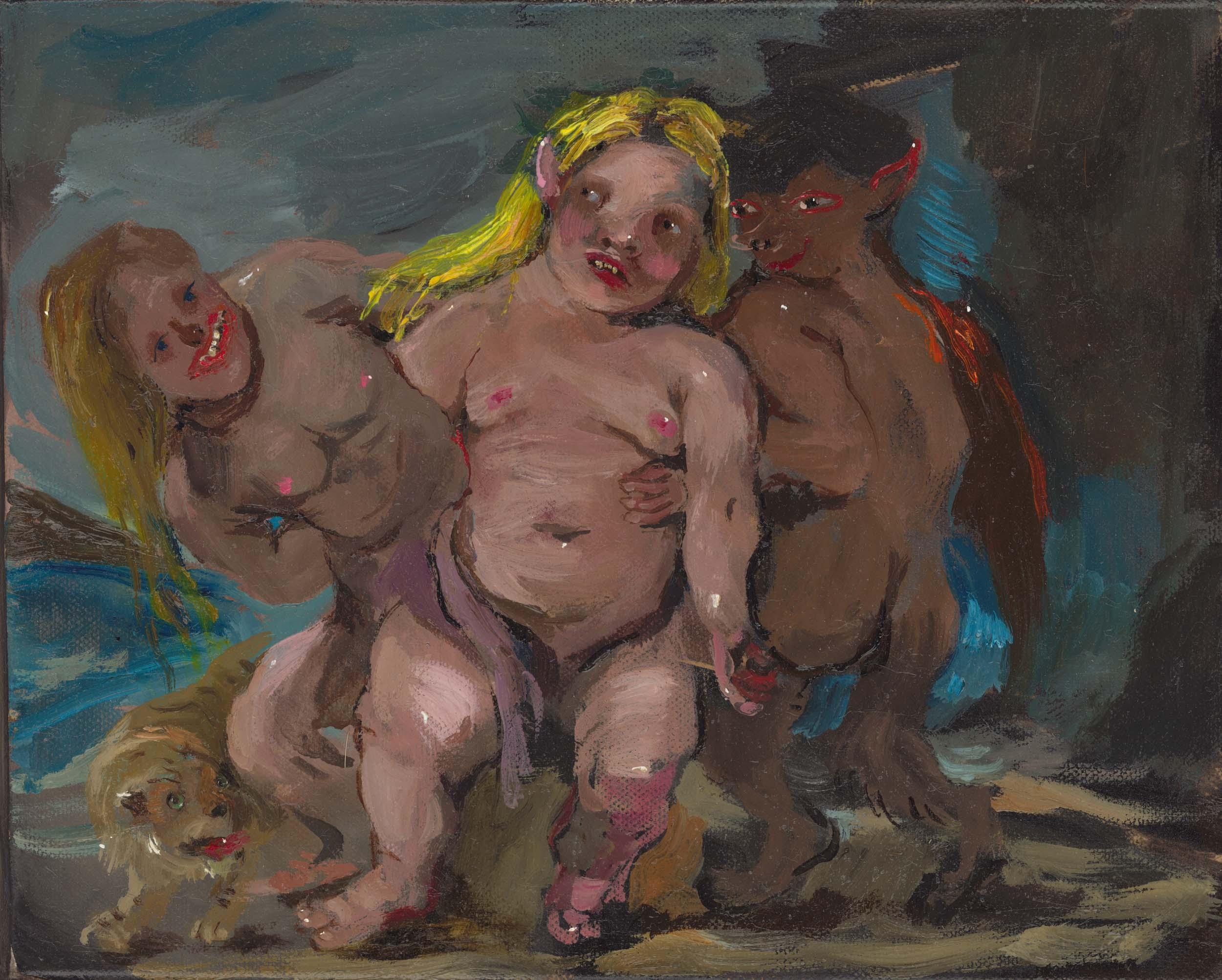 sartore adria - Nach Rubens mit ohren / After Rubens with Ears