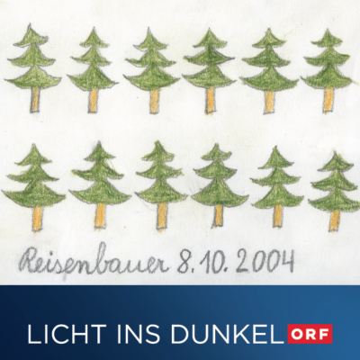 licht ins dunkel postcards – fund-raising campaign at hofer
