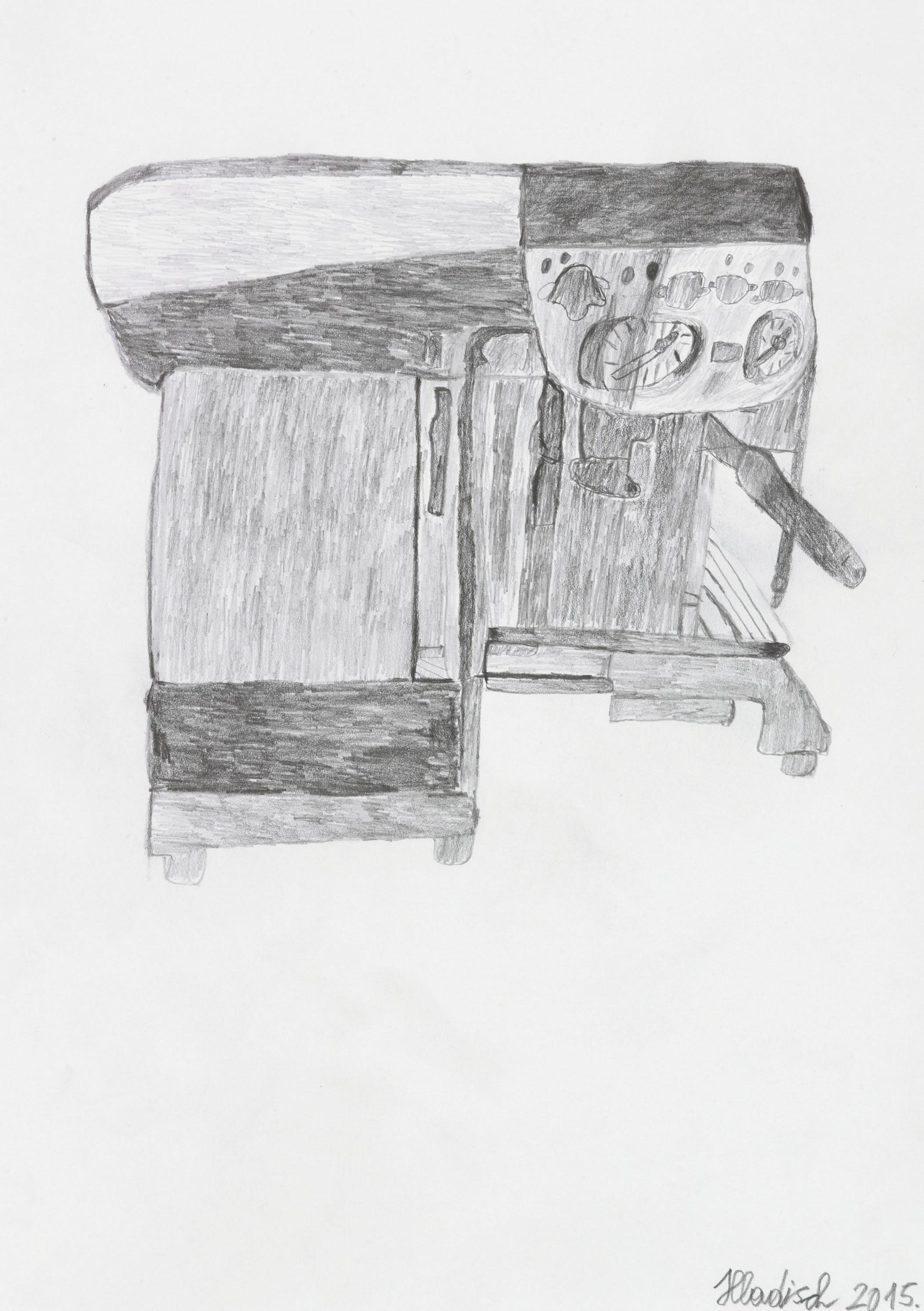 hladisch helmut - Kaffeemaschine / coffee machine