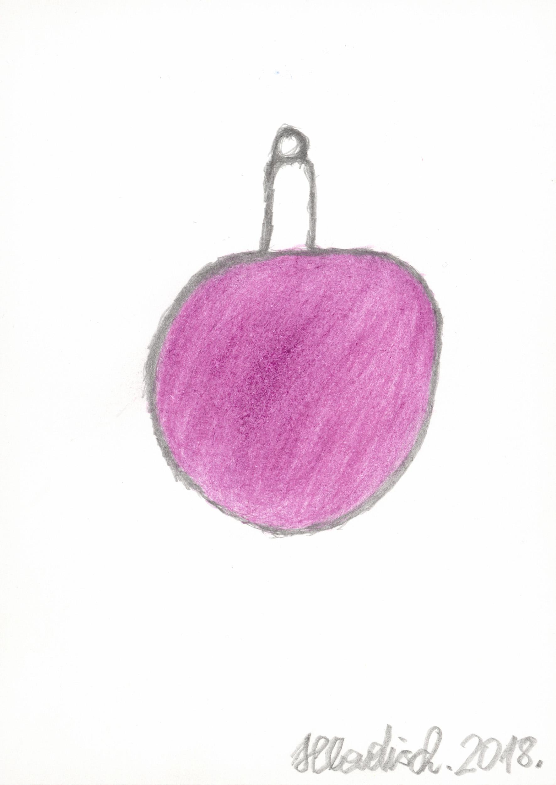 hladisch helmut - christbaumkugel / bauble