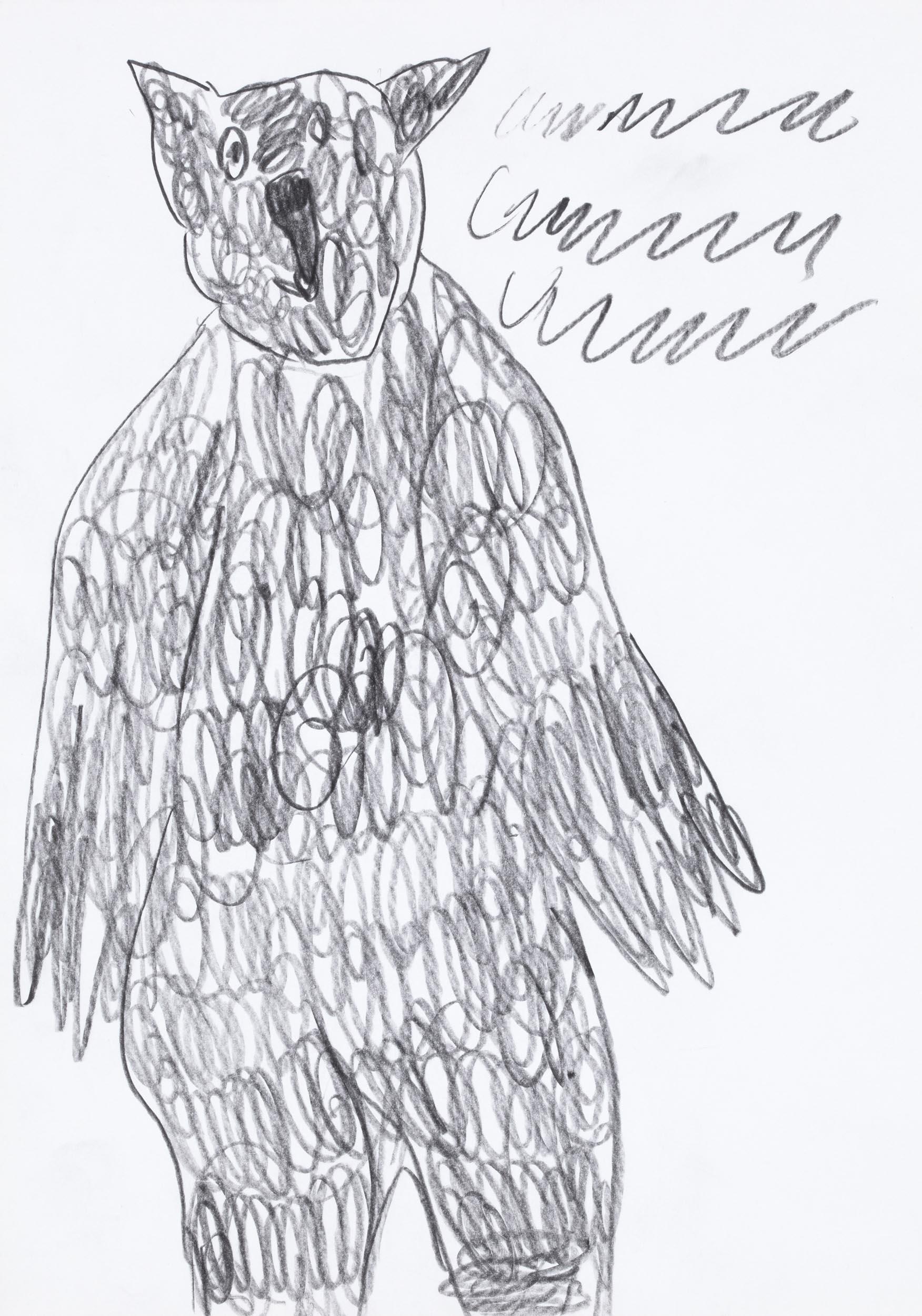 kamlander franz - eule / owl