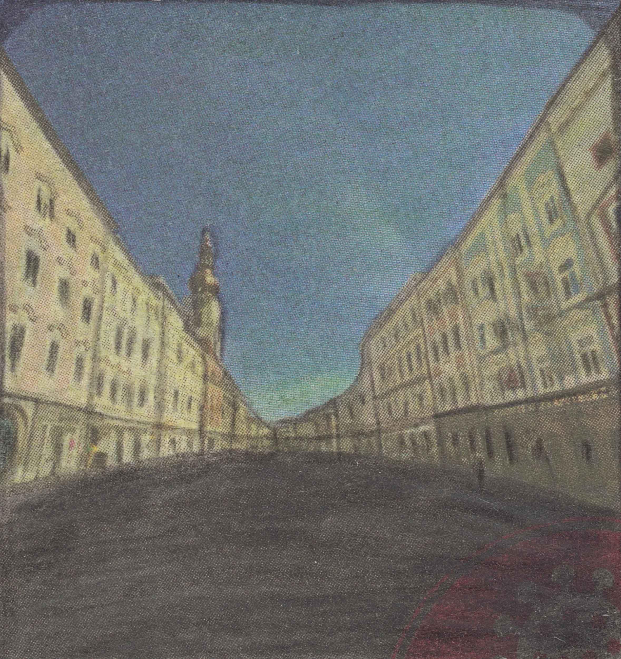 strobl leopold - Ohne Titel / Untitled