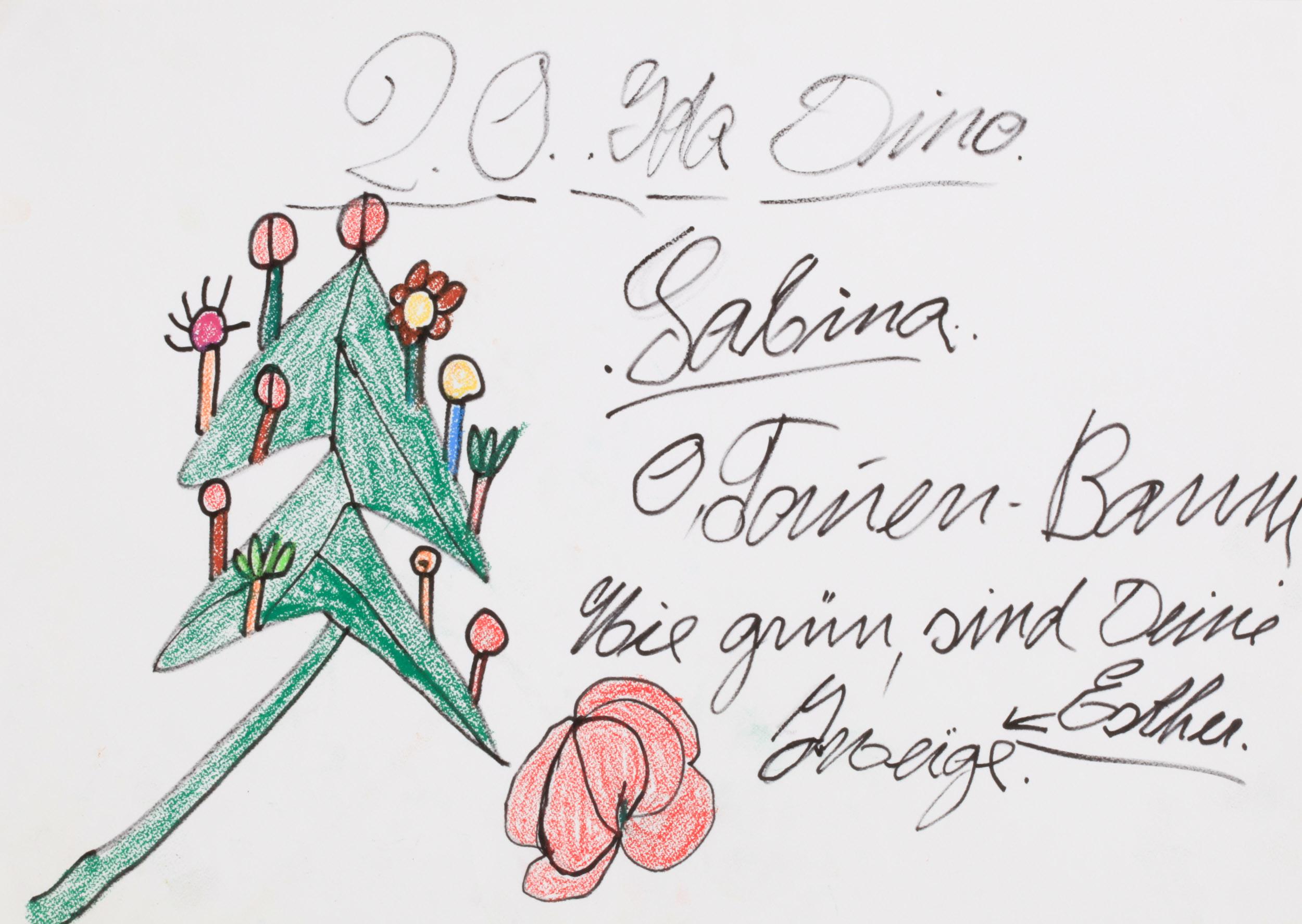 buchmann ida - O, Tannen-Baum. Wie grün, sind Deine Zweige./ Oh Christmas tree. How green are your branches