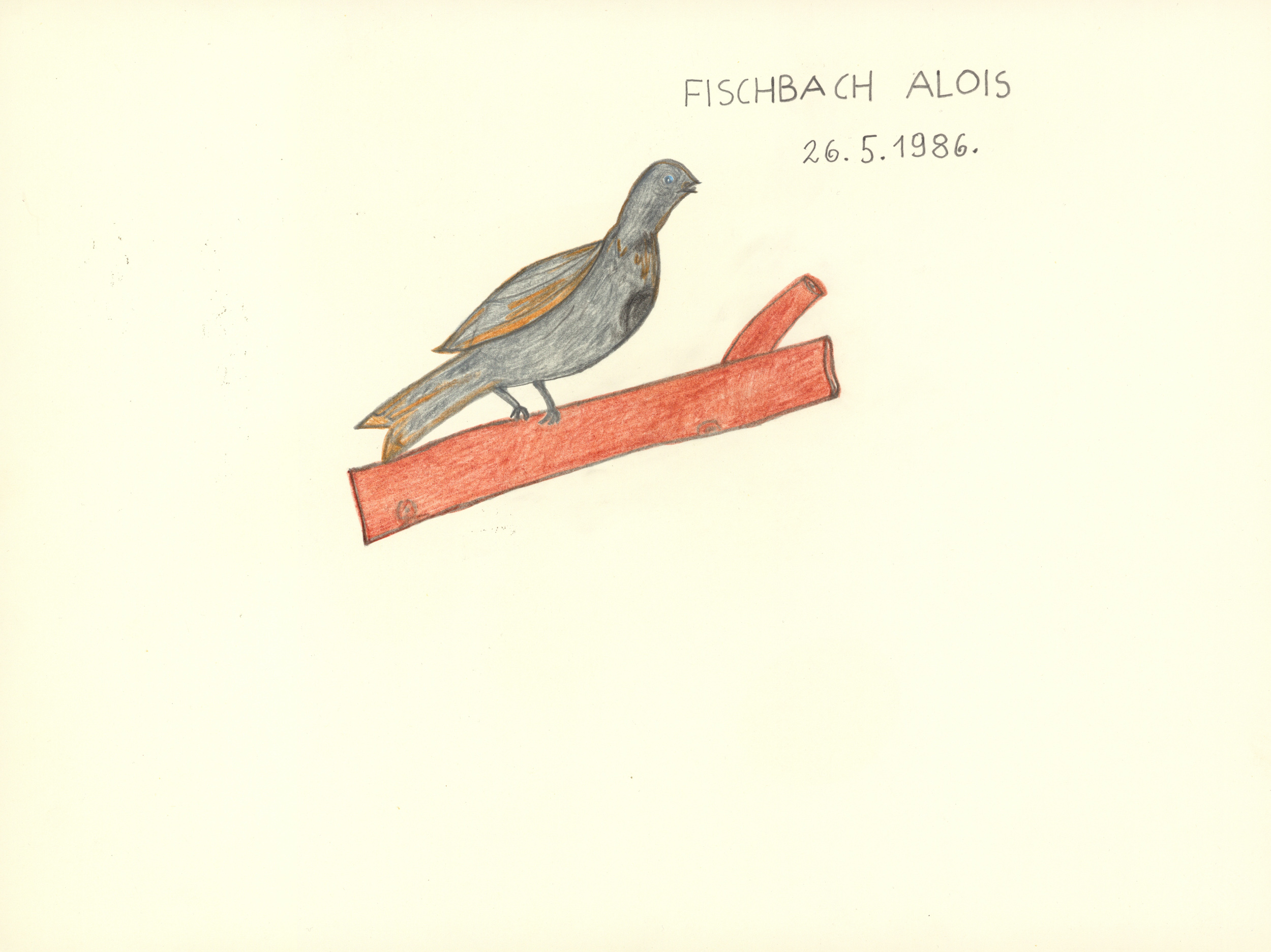 fischbach alois - ohne titel / untitled