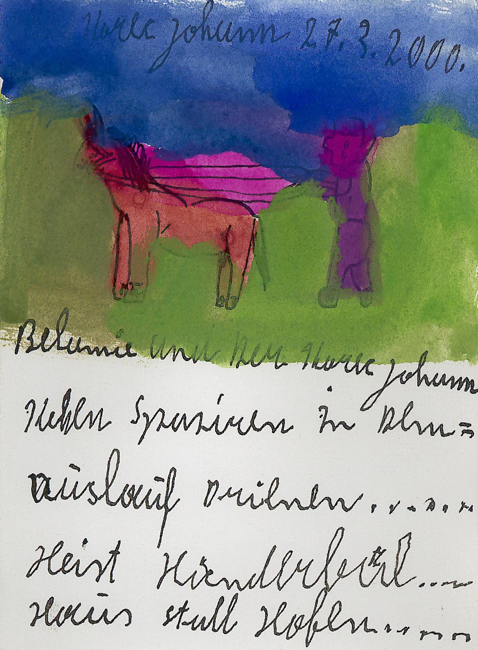korec johann - Belamie und der Korec ... / Belamie and the Korec