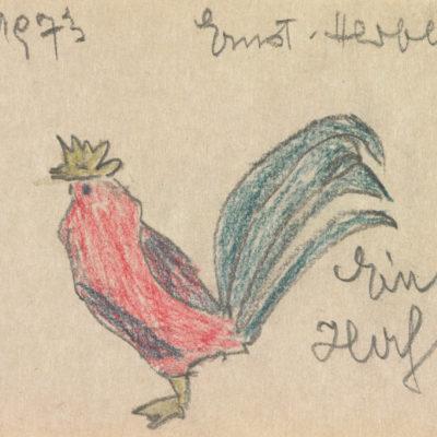 Ein Huhn / A Chicken