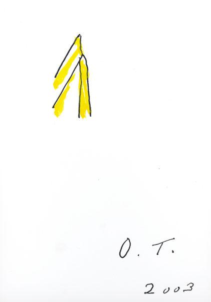 Ohne Titel / Untitled - tschirtner oswald