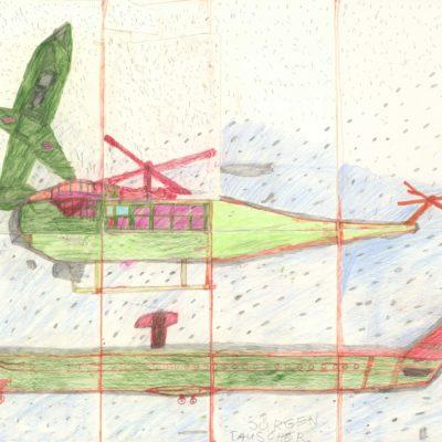 Hubschrauber / Helicopter