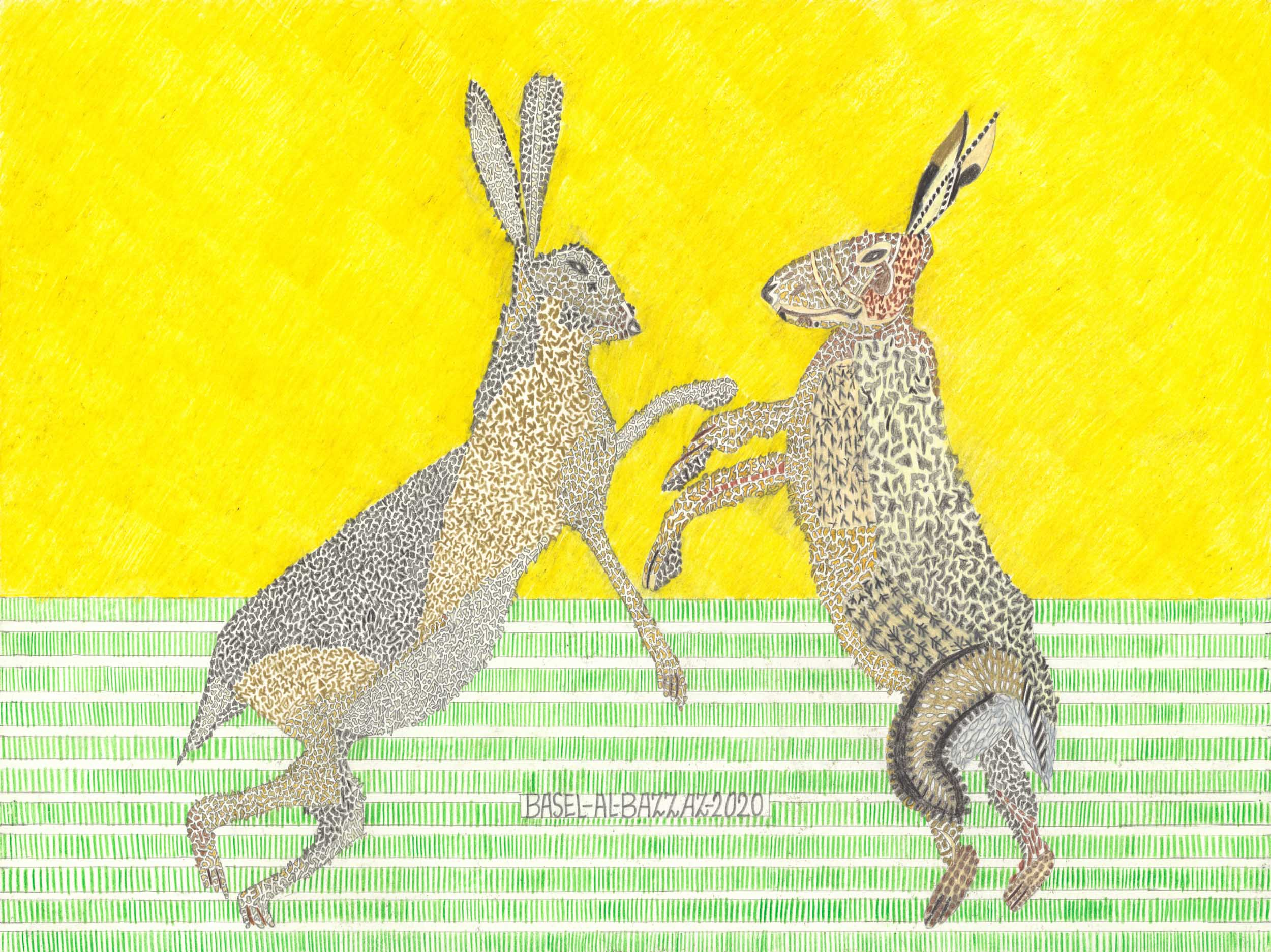al-bazzaz basel - Hasentanz / Hare dance