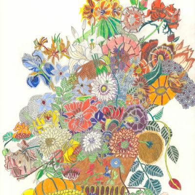 Kleiner Blumenstrauß / Small bouquet