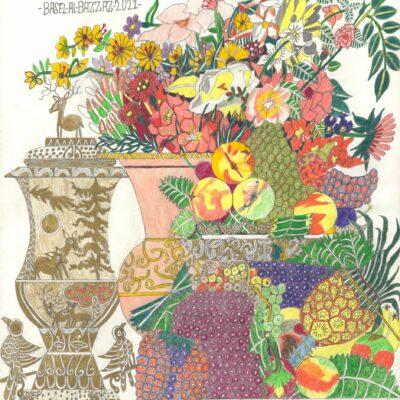 Blumen und Früchte / Flowers and fruits