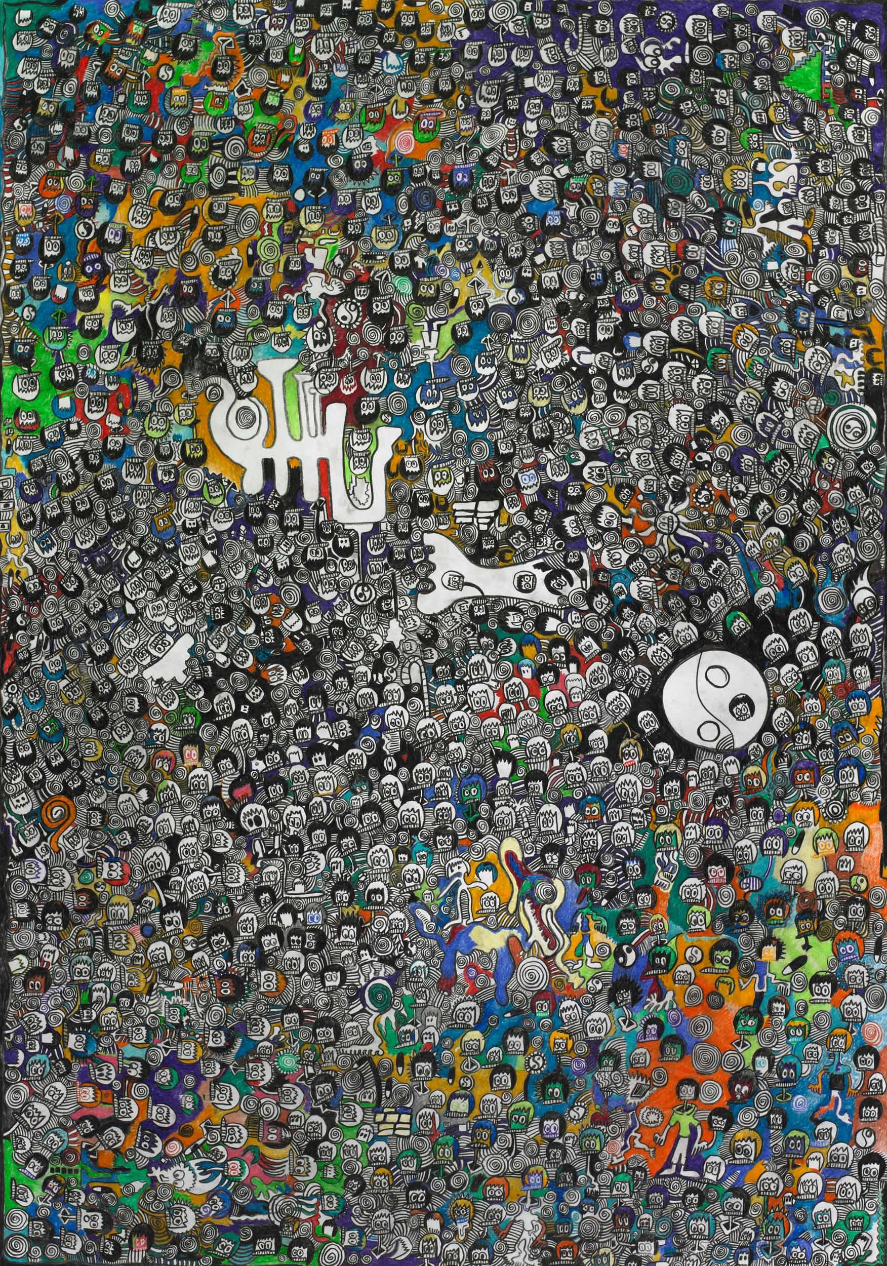 griebler manuel - Ohne Titel / Untitled